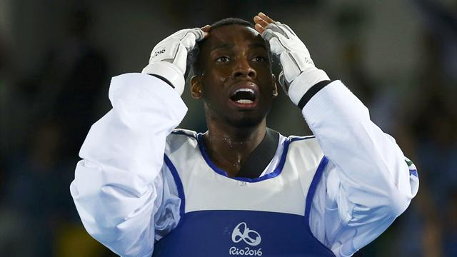 Lutalo Muhammad suffers late agony in gold medal bid