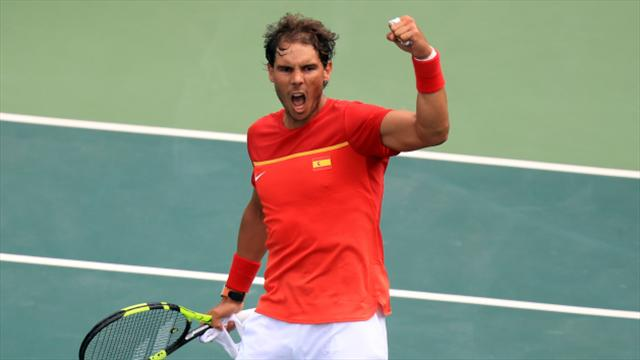 Rafael Nadal's wrist needs 'a little more time' at US Open