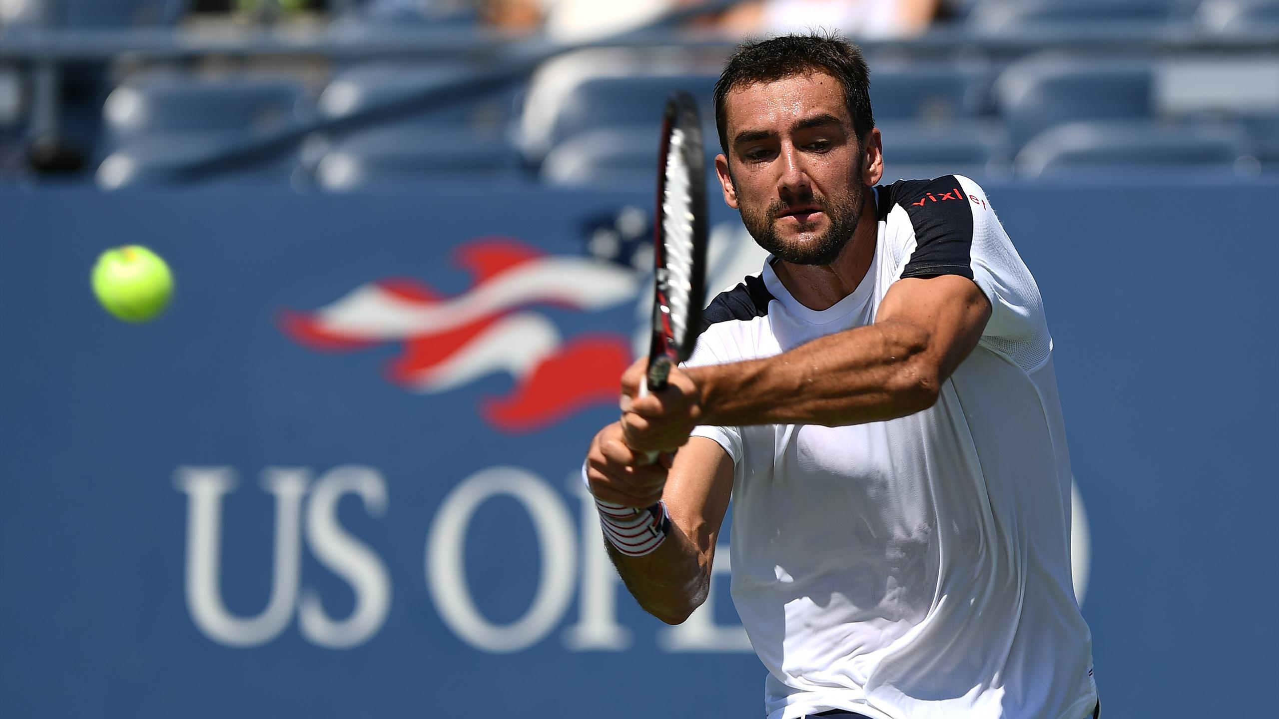 Marin Cilic looking to qualify for the ATP Finals this ... |Marin Cilic Tennis Player