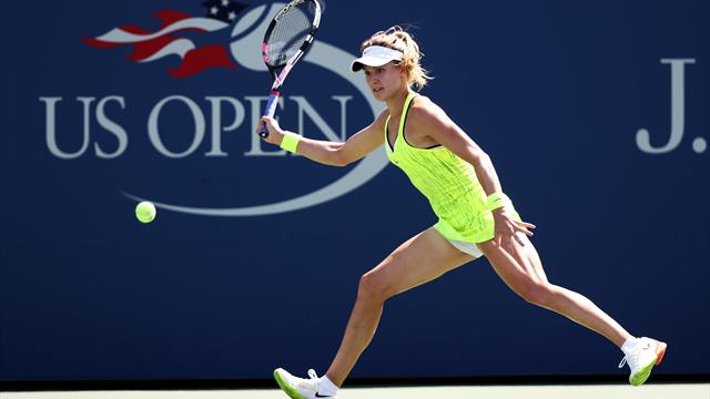 Eugenie Bouchard falls at first hurdle again