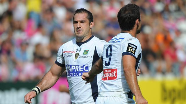 Clermont : Spedding de retour face à Bordeaux-Bègles, Chaume incertain