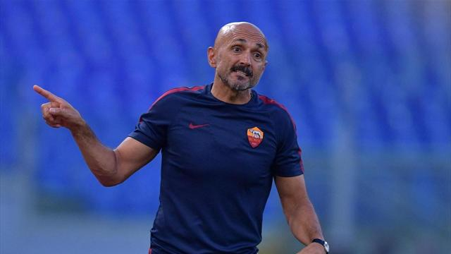 Spalletti in conferenza: