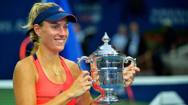 Angelique Kerber Wins US Open, Becomes New World Number 1