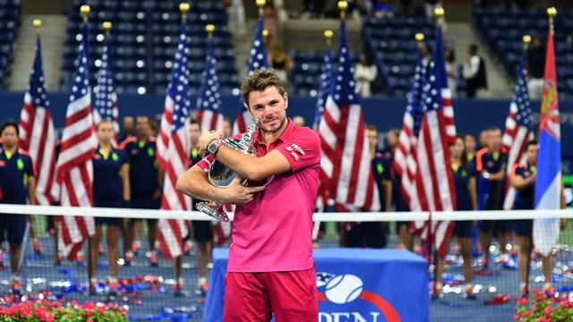 Why the normal rules don't apply to US Open champion Wawrinka