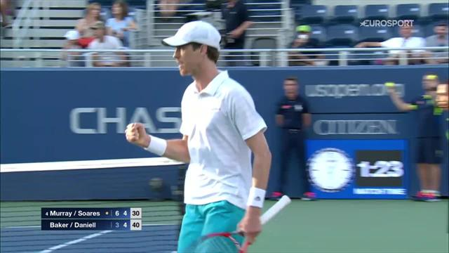 Doubles - Best plays from US Open