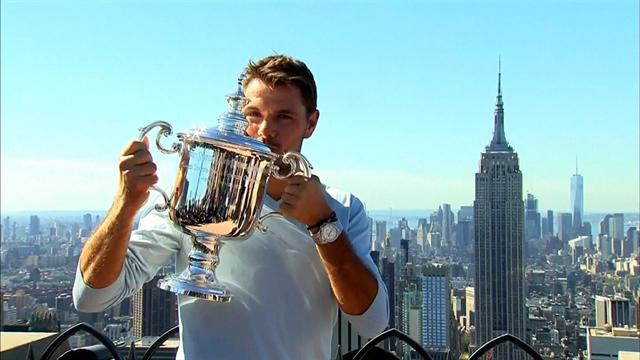 Wawrinka: It's an amazing feeling to be US Open champion