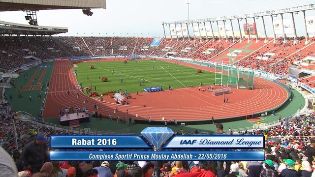 Diamond League Mohammed VI, Morocco 1/2