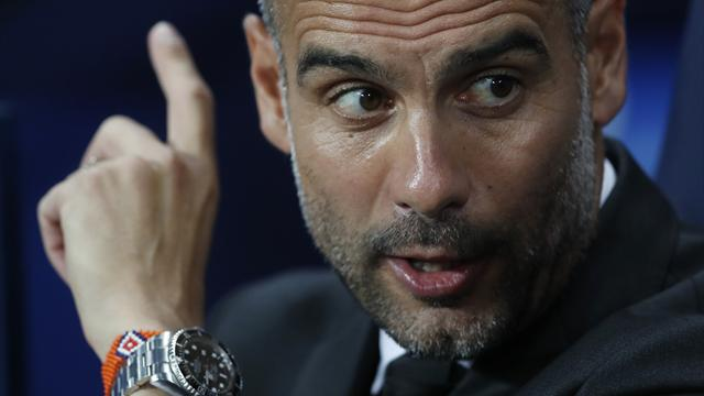 Pep Guardiola: Celtic draw a lesson for Manchester City