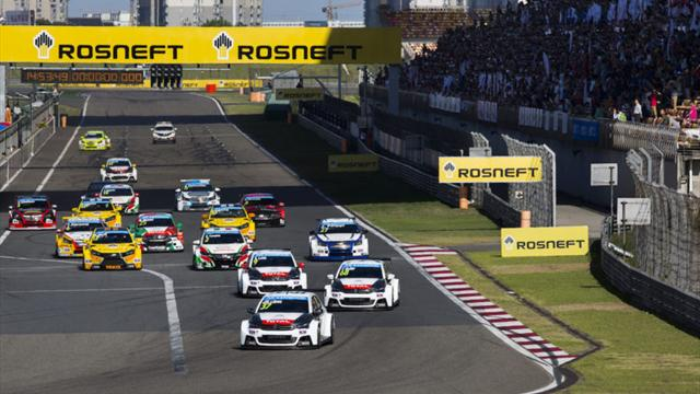 Race preview: Battle for second takes centre stage in the WTCC