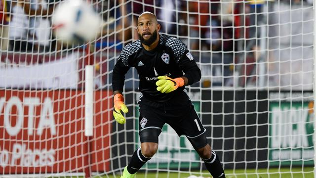 Tim Howard a de beaux restes