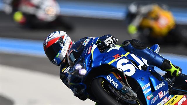 Bol d?Or : Le GMT94 Yamaha en pole