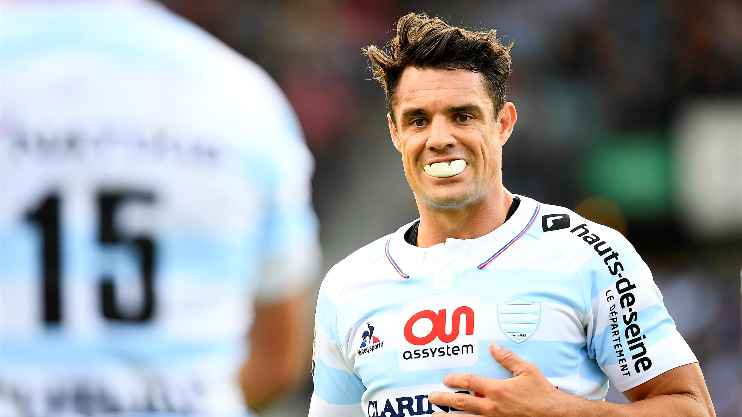 Dan Carter (Racing 92) - 18 septembre 2016