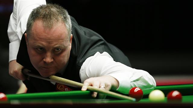 John Higgins beats Mark Allen to reach quarter-finals