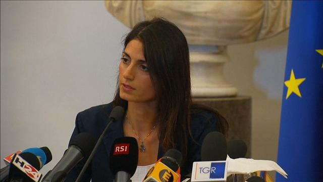 Rome mayor under fire after withdrawing 2024 Olympic bid