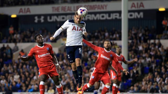 Hot streak continues for Son Heung-min as Tottenham defeat Middlesbrough