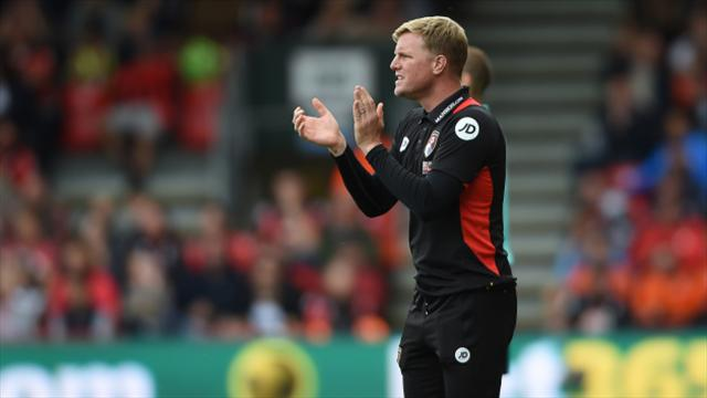 Eddie Howe insists Bournemouth must learn from City setback