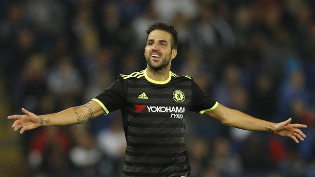 Conte take note: Class may not be permanent, but Fabregas still possesses it