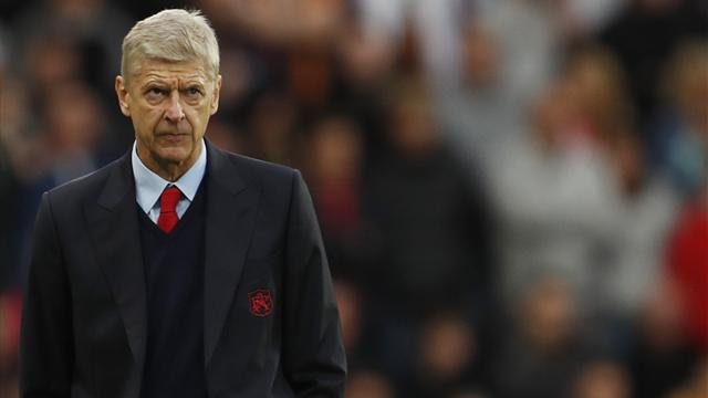 Wenger 'leaving Arsenal at the end of the season'. And let's hope so too.