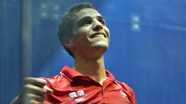 Farag storms into Al Ahram final with victory over ElShorbagy