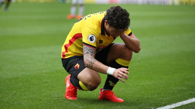 Burnley 2 Watford 0: Hendrick, Keane seal first win in four