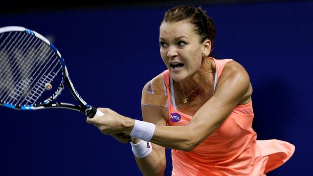 Radwanska closes in on third Pan Pacific Open title