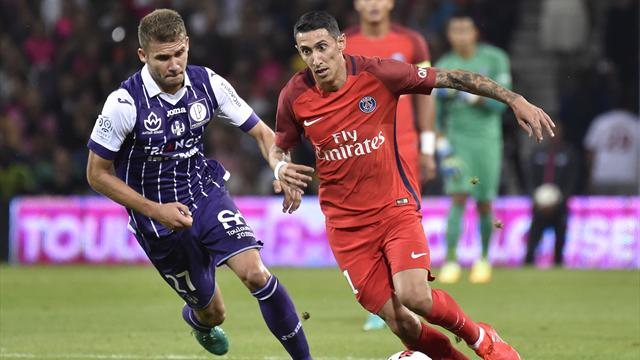 Toulouse – PSG EN DIRECT