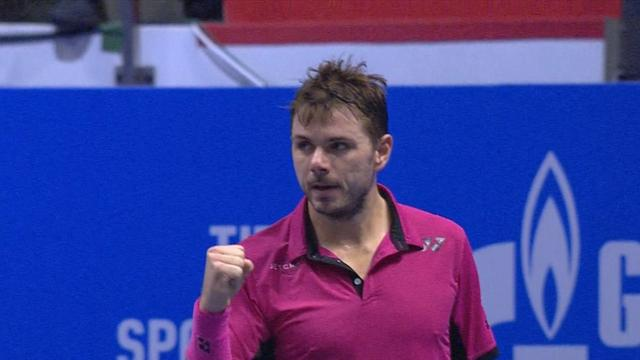 Stan Wawrinka books spot in ATP St Petersburg final, set to face Zverev