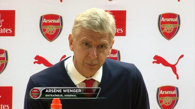 Wenger : « Proche de la perfection »