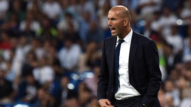 Zidane wants to see a Real Madrid sporting director in place