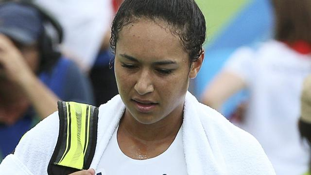 Heather Watson appoints new coach after quitting Wuhan with dizziness and double vision