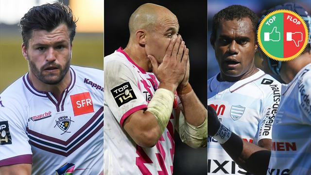 Ashley-Cooper, Nakarawa, Clasico, Brive... Nos Tops et Flops de la 6e journée
