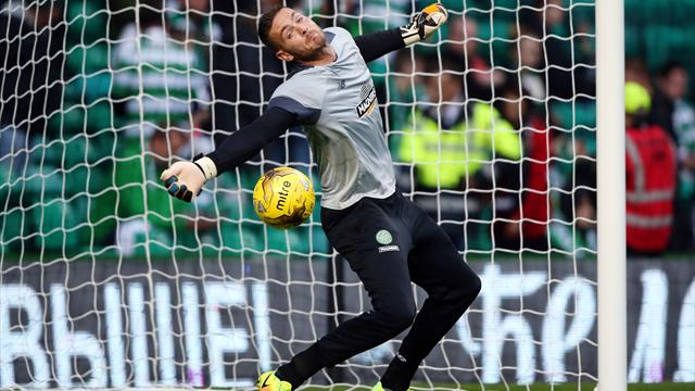 Rodgers: Celtic have no interest in selling Craig Gordon to Chelsea