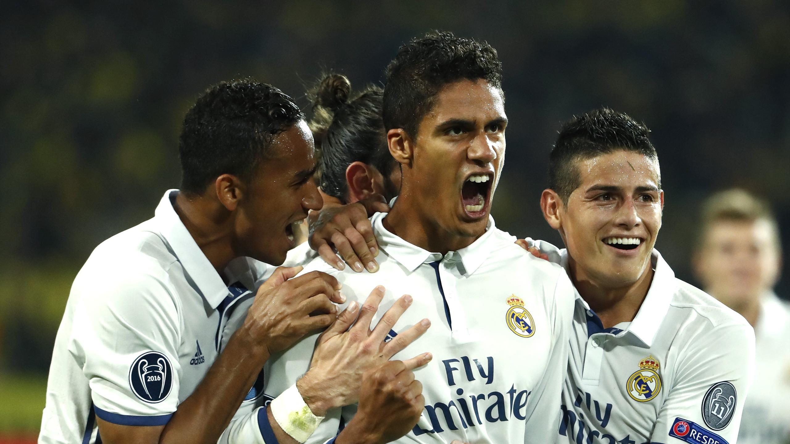 Raphaël Varane (Real Madrid)