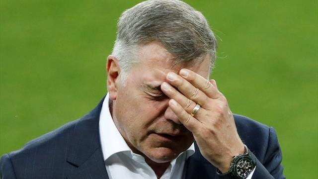 Allardyce couldn't bear to watch England game and admits: I acted like a 'f*****g idiot'