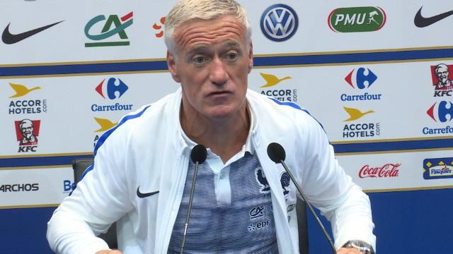 Deschamps : « Je n'attends rien de Benzema »