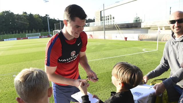 Michael Keane flattered by transfer speculation but happy to remain at Burnley