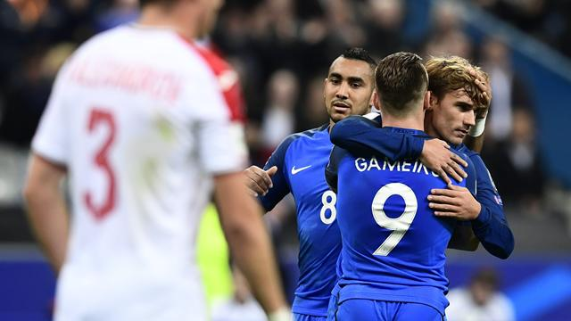 Le but du 4-1 : celui qui confirme la bonne entente Gameiro-Griezmann