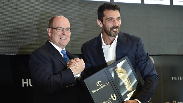Golden Foot, battuto Cristiano Ronaldo: vince Buffon!