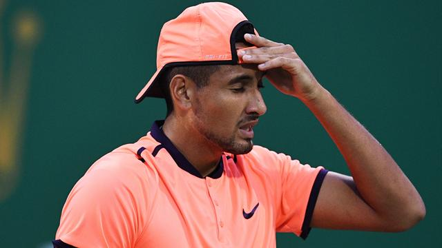 Cash: Banned Kyrgios could quit without proper support