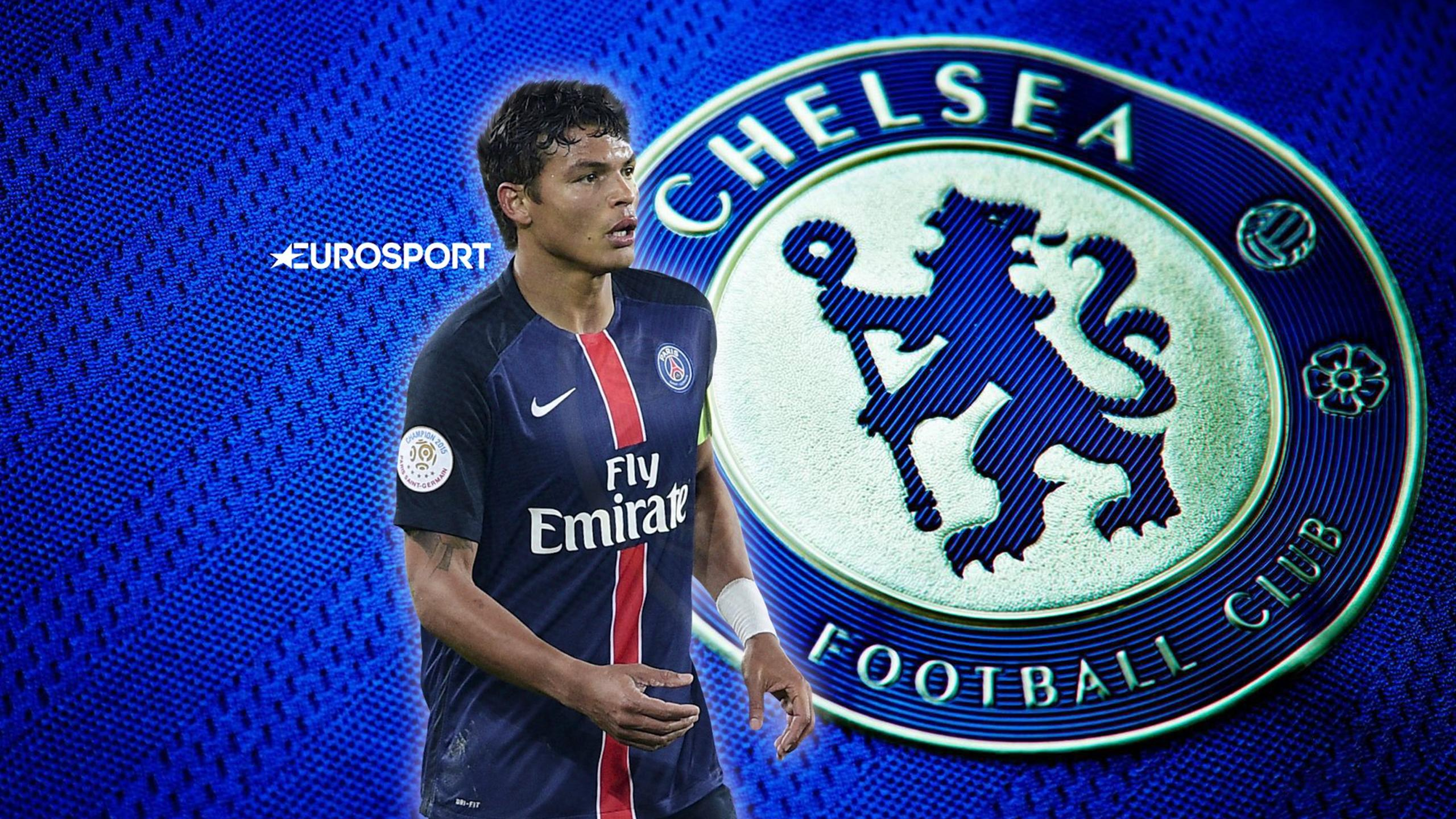 Conte contact pushing Thiago Silva towards Chelsea transfer - Euro Papers