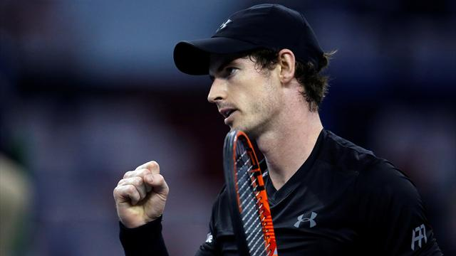 Andy Murray continues No.1 charge with win in Vienna