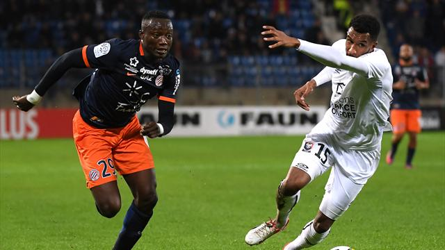 Enorme coup dur pour Montpellier : Ninga out six mois !