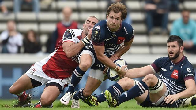 Ulster - Bordeaux-Bègles EN DIRECT