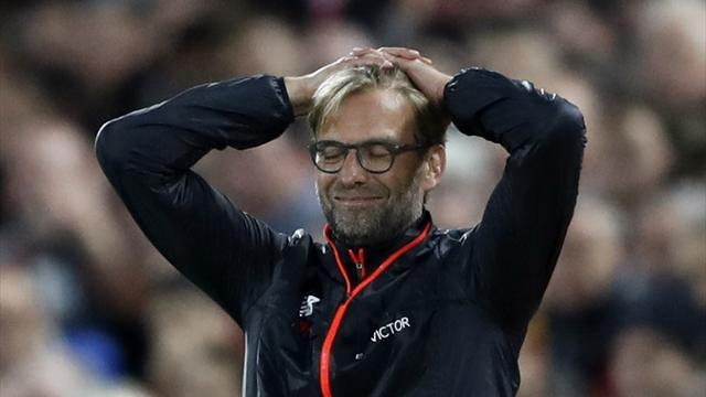 Jurgen Klopp: Liverpool can play better