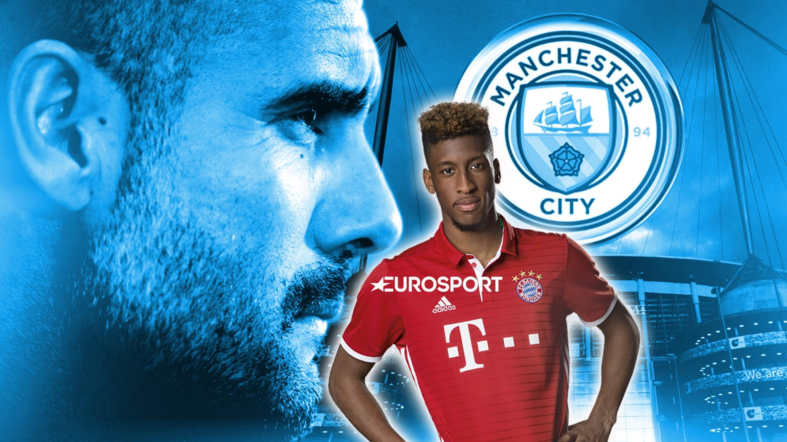 City to clinch Kingsley Coman transfer in 2017 - Euro Papers