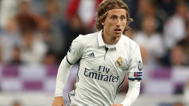 Luka Modric agrees new Real Madrid contract