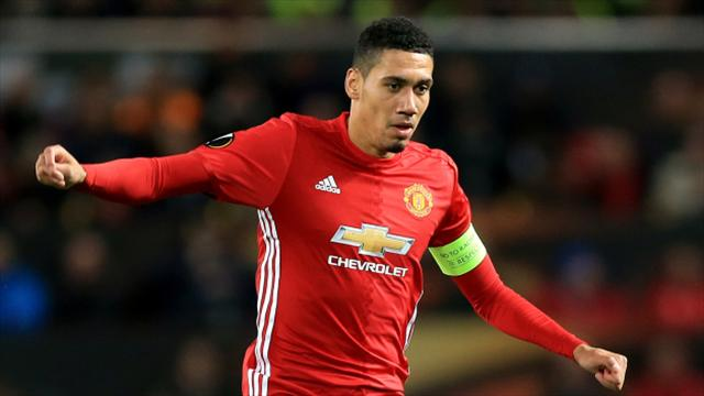 Chris Smalling tips Manchester United to become a title threat
