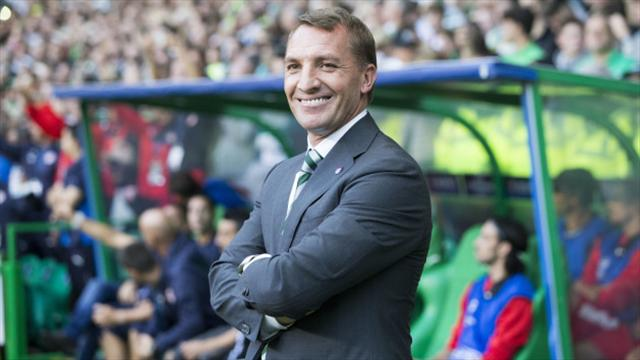Celtic a better team since last Champions League outing - Brendan Rodgers