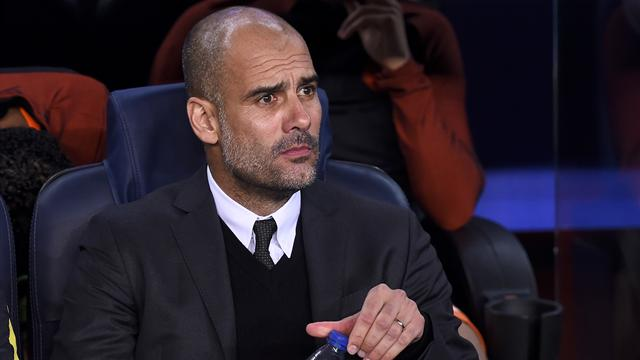 Guardiola: City need to change the dynamic