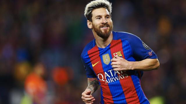 ... pour l'avenir de Messi au club - Liga 2016-2017 - Football - Eurosport